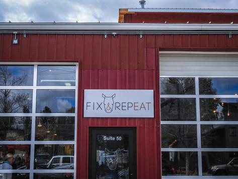 Fix & Repeat (The Box Factory) - Bend, Oregon