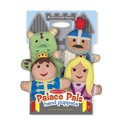 Hand Puppets - Palace Pals