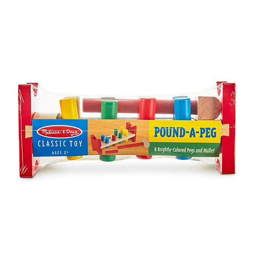 Pound a Peg
