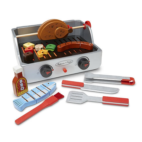 Rotisserie and Grill Barbeque Set