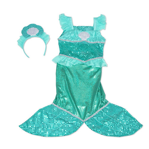 Role Play Dress Up - Mermaid