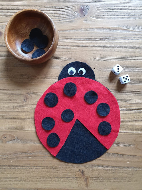 Dotty Counting