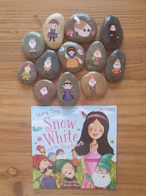 Story Stones Gift Set  - Snow White (12pc)