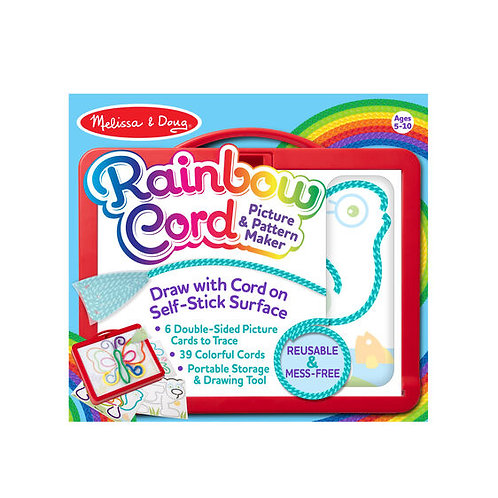 Rainbow Cord and Picture Maker