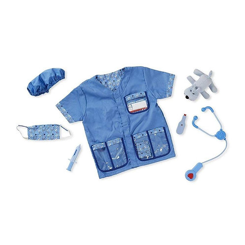 Role Play Dress Up - Veterinarian
