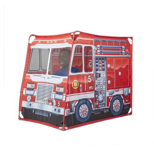Fire Truck Play Set (Fabric)