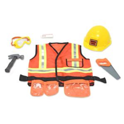 Role Play Dress Up - Construction Worker