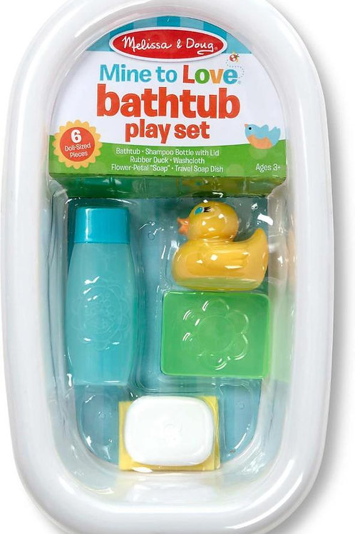 Bathtub Play Set