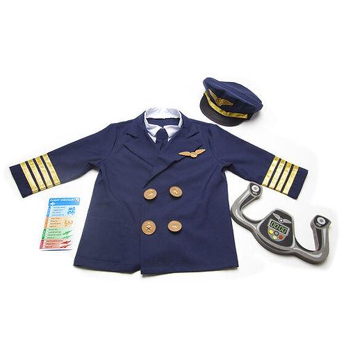 Role Play Dress Up - Pilot
