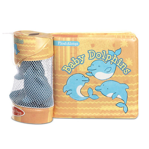 Float Alongs: Baby Dolphins