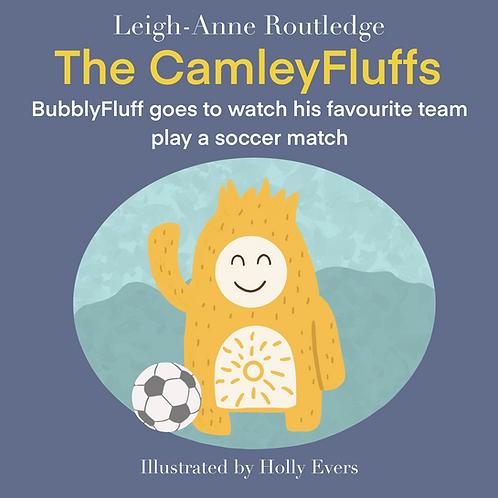 Bubblyfluff - Camleyfluff Plushy