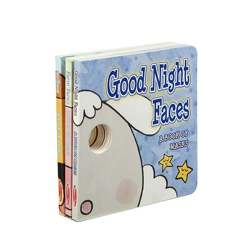 Mask Book Bundle - Fun Faces