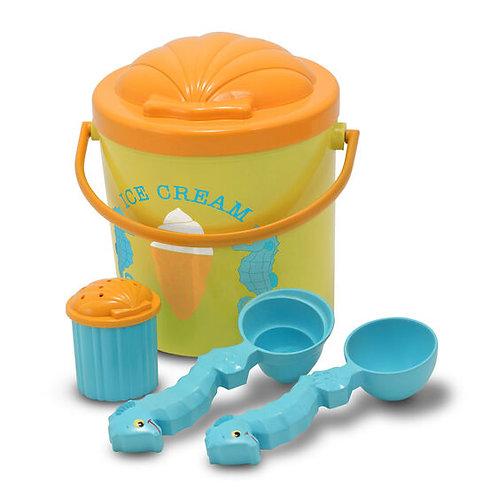 Speck Seahorse Sand Ice-Cream Set