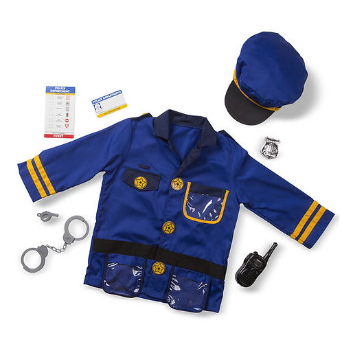 Role Play Dress Up - Police Officer