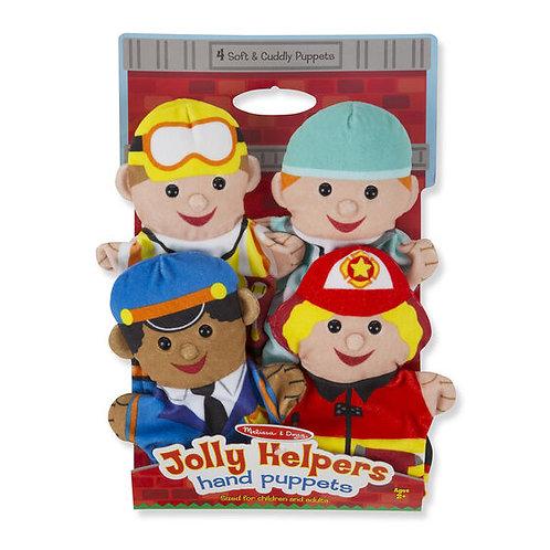 Hand Puppets - Jolly Jobs