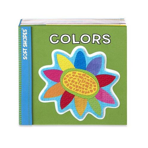 Soft Shapes Book - Colours