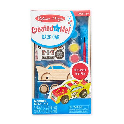 Created by Me - Race Car