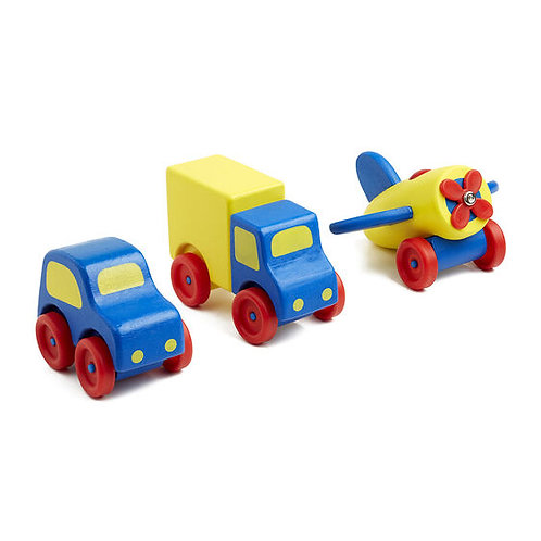 First Vehicle Set