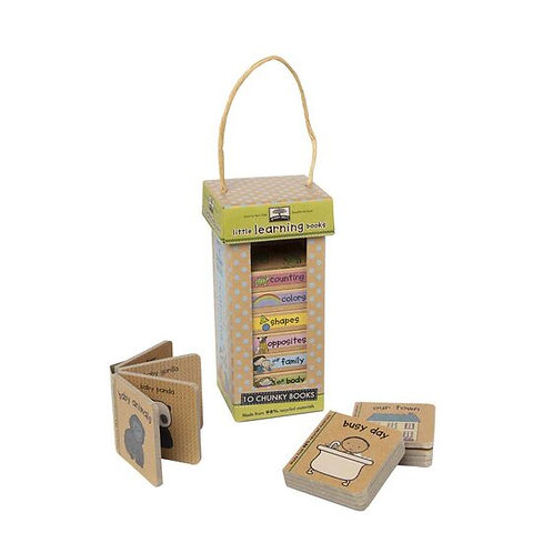 Book Tower: Little Learning Books