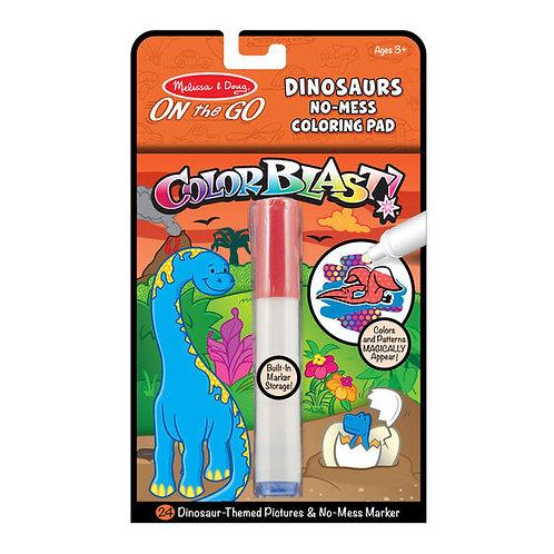 Color Blast - Dinosaur