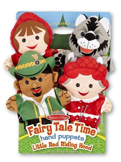Hand Puppets - Little Red Riding Hood