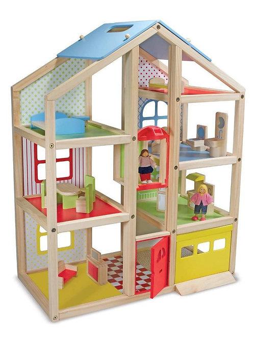 Hi-Rise Dolls House