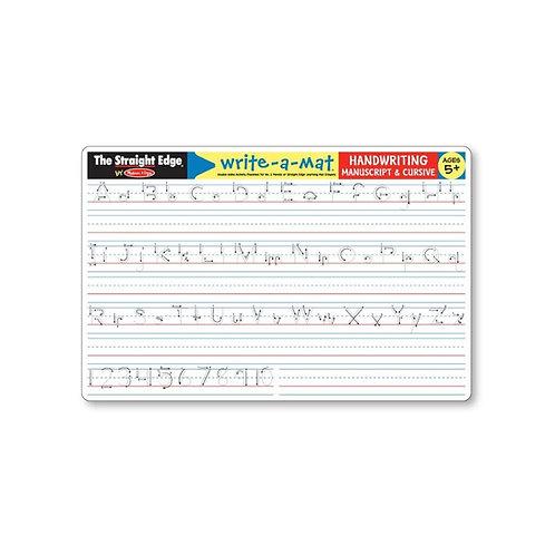 Handwriting Write-a-Mat (Bundle of 6)