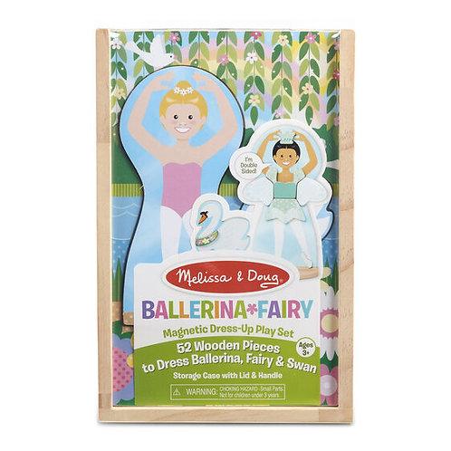 Ballerina/Fairy Magnetic Dress-Up