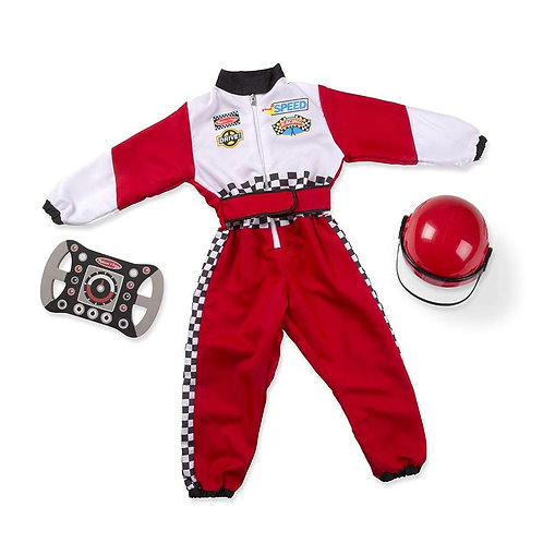 Role Play Dress Up - Race Car Driver