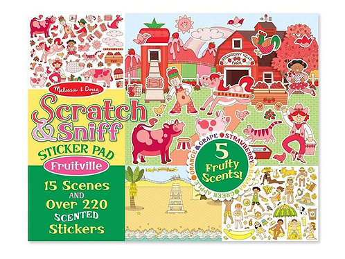 Scratch and Sniff - Fruitville