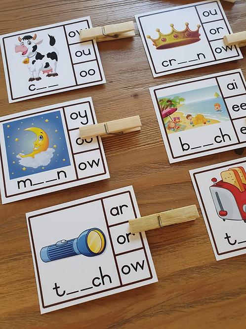 Vowel Choices