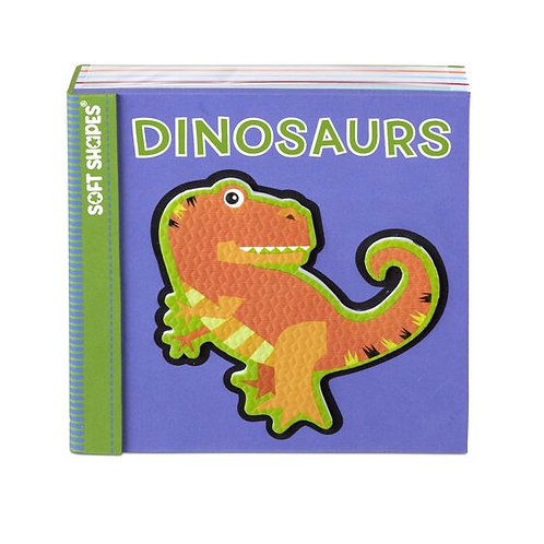 Soft Shapes Book - Dinosaurs