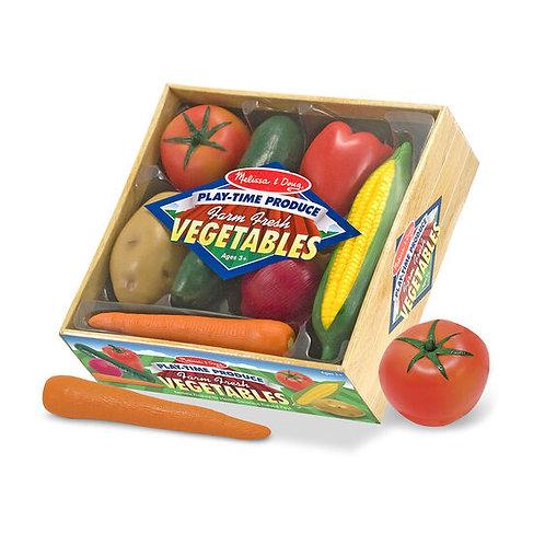 Playtime Vegetables (Plastic)