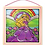 Thumbnail: Peel and Press Stained Glass - Princess
