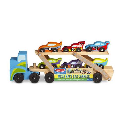Jumbo Race-Car Carrier