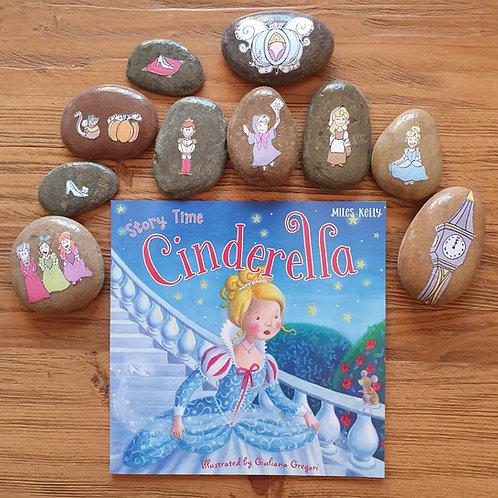 Story Stone Gift Set - Cinderella