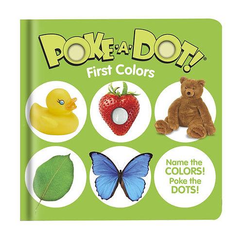 Poke-A-Dot: First Colours