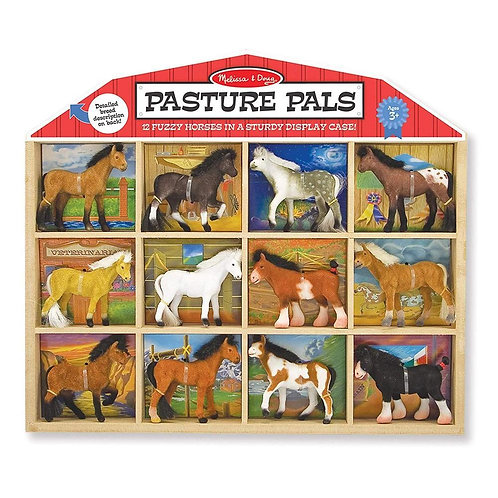 Pasture Pals - 12 Collectable Horses