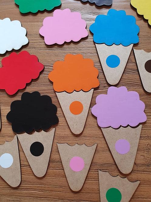 Colour Cones