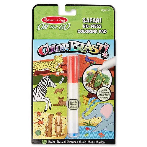 Color Blast - Safari