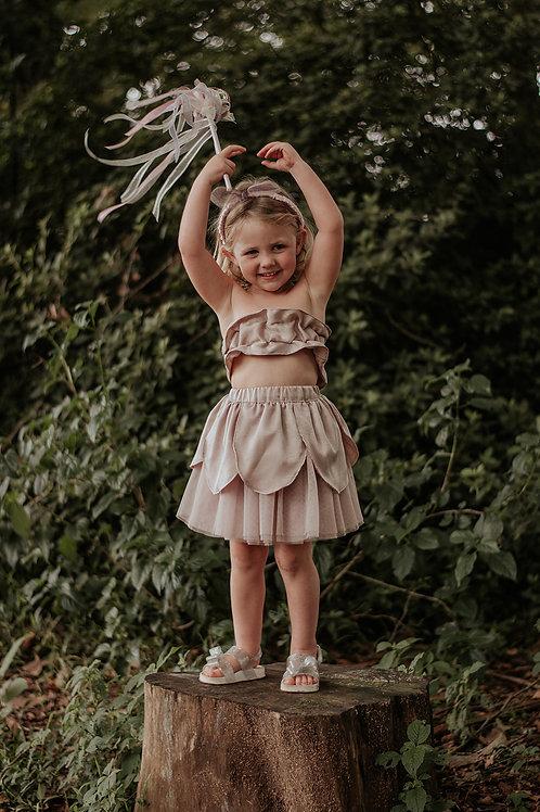 Fairy Skirt Petal - Soft Pink