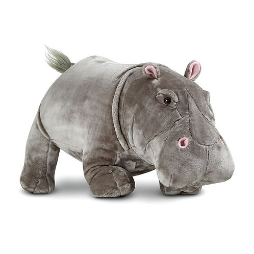 Hippopotamus - Plush