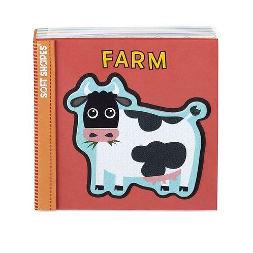 Soft Shapes Book - Farm