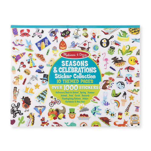 Sticker Collection - Seasons and Celebrations
