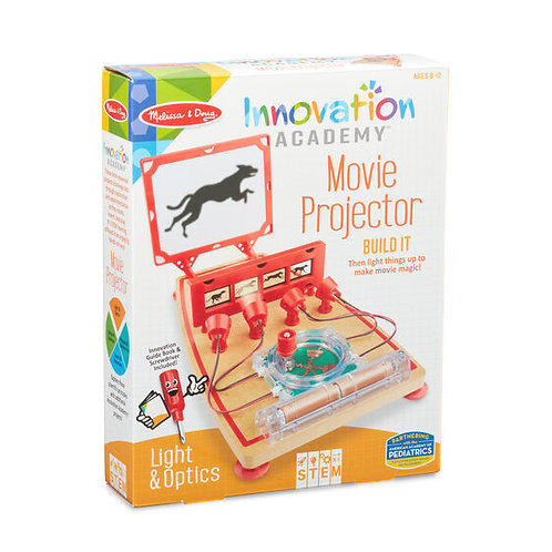 Innovation Academy - Movie Projector