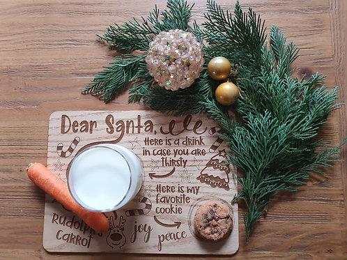 Santa Board