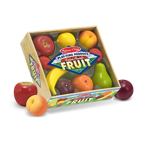 Playtime Fruit (Plastic)