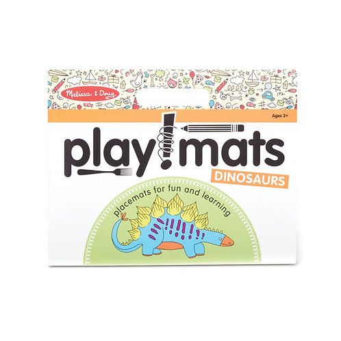 Play Mats - Fun Activity Pad - Dinosaurs