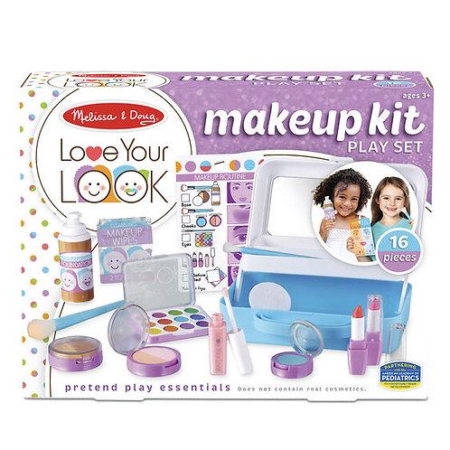 LOVE YOUR LOOK!  Makeup Kit Play Set