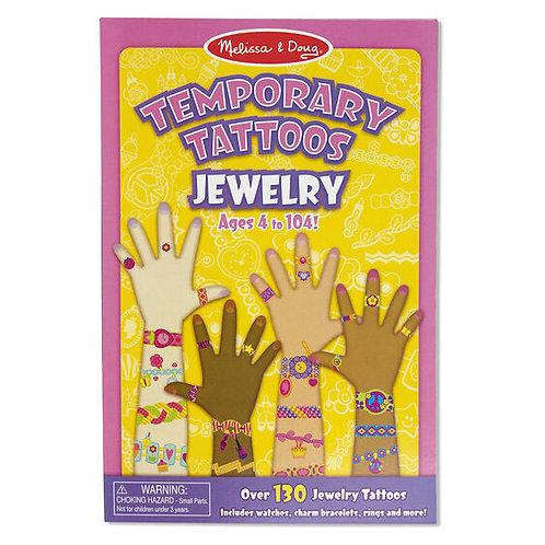 Temporary Tattoos - Jewellery